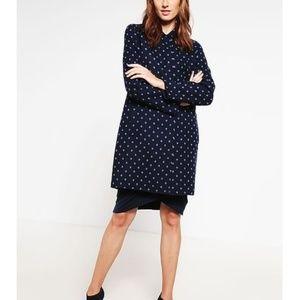 MaxMara Weekend Navy Reversible Wool Coat / 2